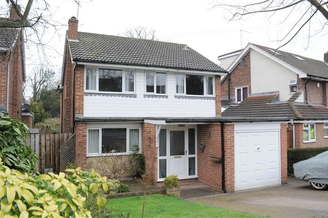 Thumbnail Detached house for sale in Mill Lane, Broomfield, Chelmsford, Essex