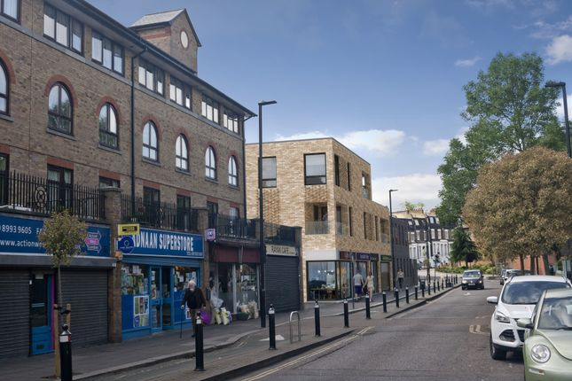 Thumbnail Retail premises for sale in Crown Street, London