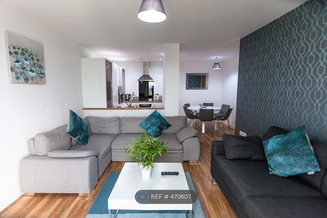 Thumbnail Flat to rent in Michigan Point Tower A, Salford