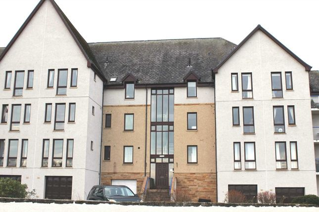 Thumbnail Flat for sale in Marine Road, Nairn