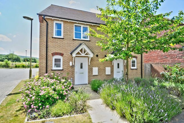 2 bed semi-detached house for sale in Chalkpit Lane, Chinnor OX39