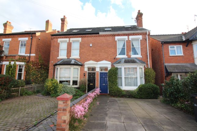 Thumbnail Semi-detached house for sale in Shrubbery Avenue, Worcester