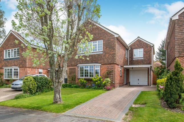 Thumbnail Detached house for sale in Bishops Waltham, Southampton, Hampshire