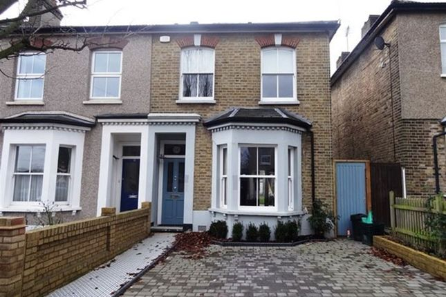 Thumbnail Semi-detached house to rent in Derby Road, London