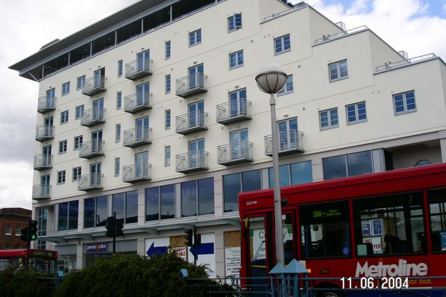 Thumbnail Flat to rent in Edgware, Middlesex