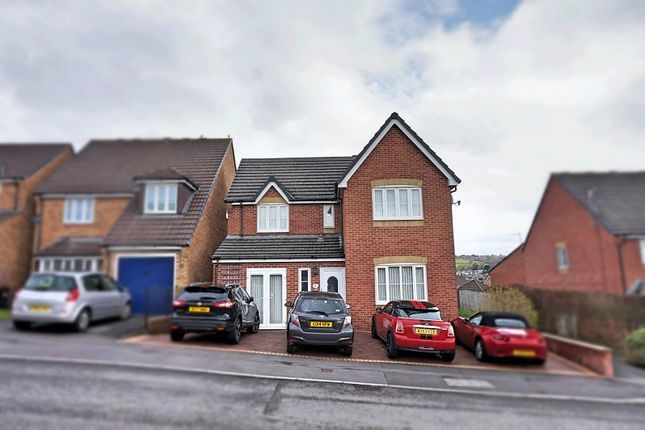 Thumbnail Detached house for sale in Mill Race, Neath Abbey, Neath, West Glamorgan.