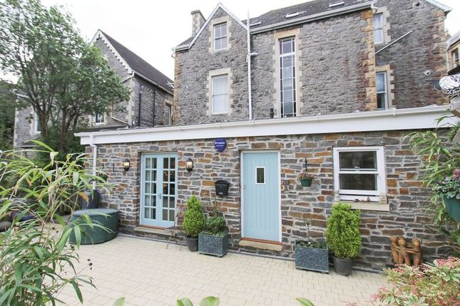 Thumbnail Flat for sale in Victoria Road, Clevedon