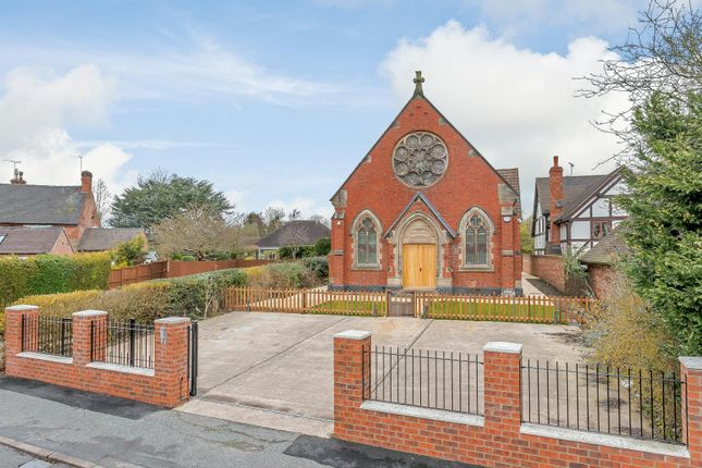 Thumbnail Detached house for sale in Chapel Lane, Rolleston-On-Dove, Burton-On-Trent, Staffordshire