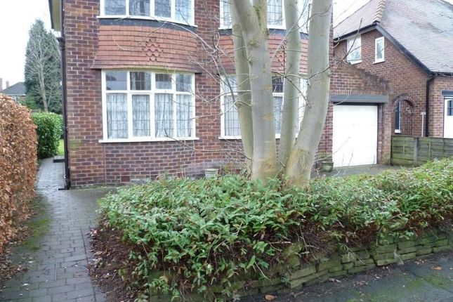 Thumbnail Flat to rent in Alcester Road, Gatley, Cheadle