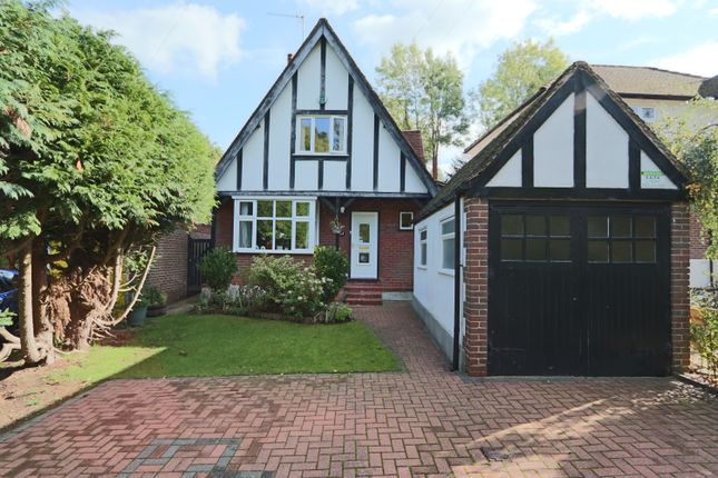 Thumbnail Detached house for sale in Whyteleafe Hill, Whyteleafe