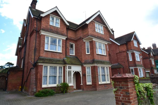 Thumbnail Flat to rent in Carlisle Road, Eastbourne