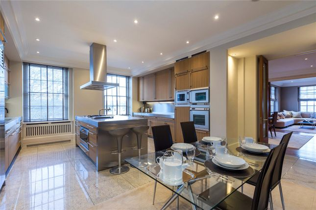Thumbnail Flat to rent in Abbey Lodge, Park Road, London