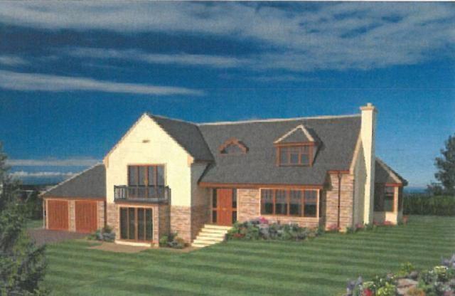 Thumbnail Detached house for sale in Plot 9 (Option C) Quarrywood, Spynie, Elgin