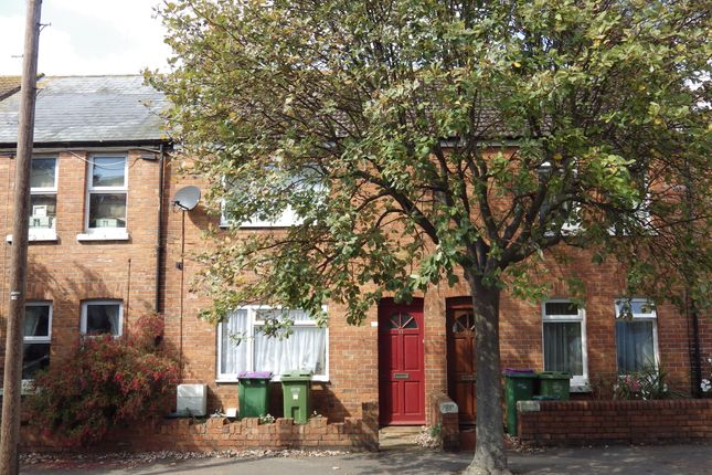 Thumbnail Terraced house to rent in Southbourne Road, Folkestone