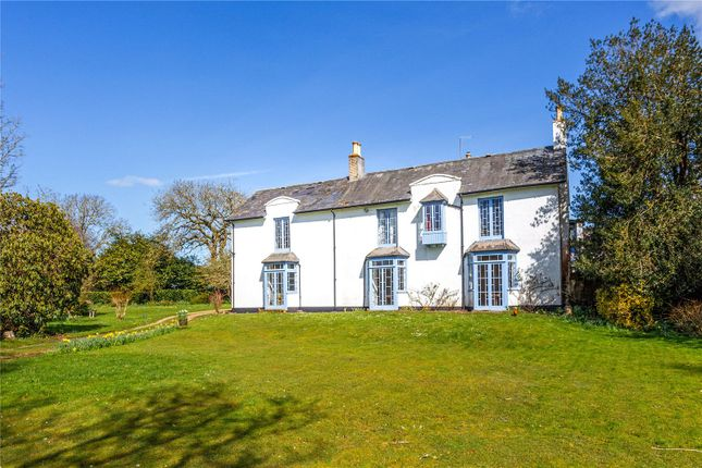 Thumbnail Detached house for sale in Hyde, Wareham