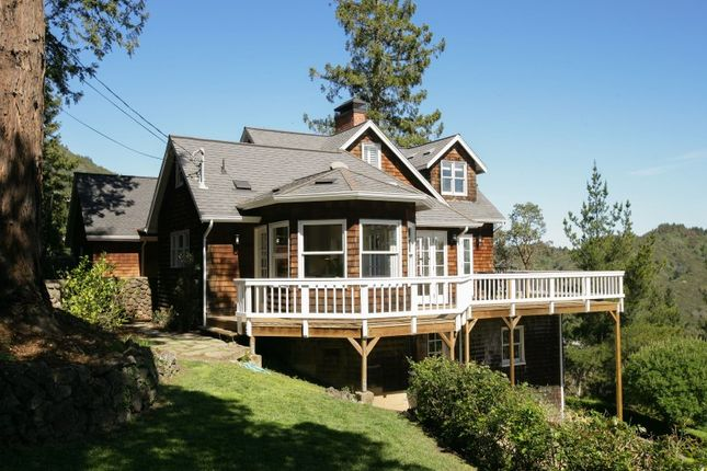 Thumbnail Property for sale in 572 Summit Ave, Mill Valley, Ca, 94941