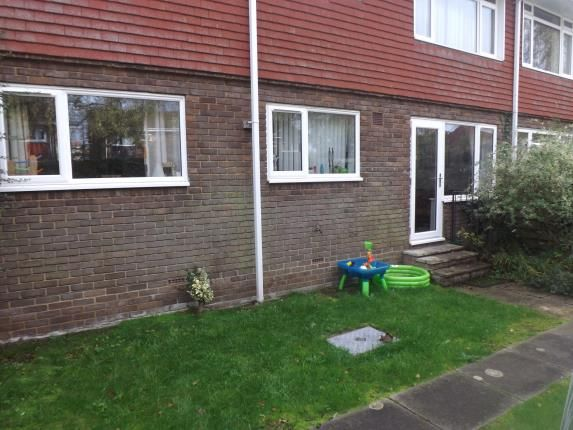 Garden of Lincoln Court, Shirley, Southampton SO15