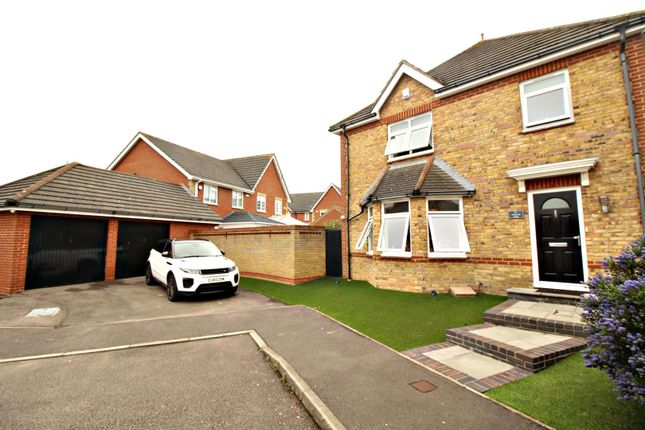 Thumbnail Detached house for sale in Victoria Gate, Church Langley, Harlow