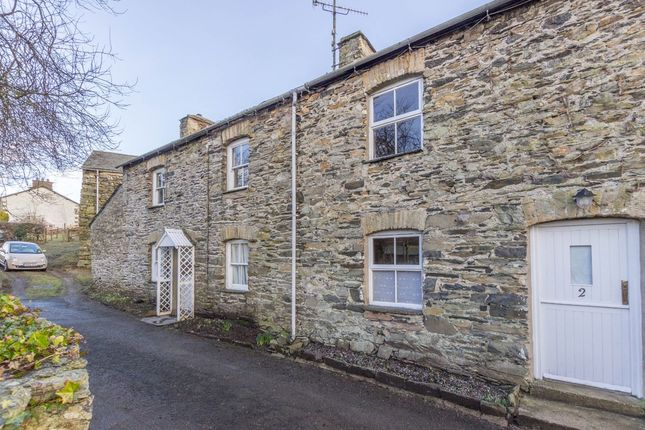 Thumbnail Cottage for sale in Staveley, Ulverston