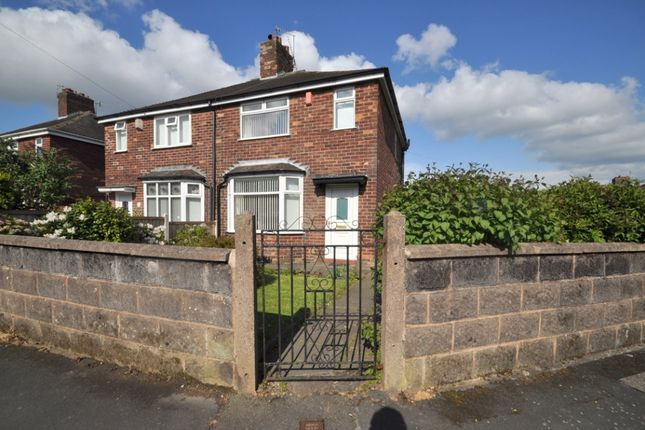2 bed semi-detached house to rent in Somerville Avenue, May Bank, Newcastle-Under-Lyme ST5