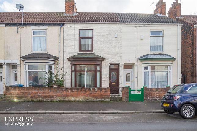 Steynburg Street, Hull, East Riding Of Yorkshire HU9