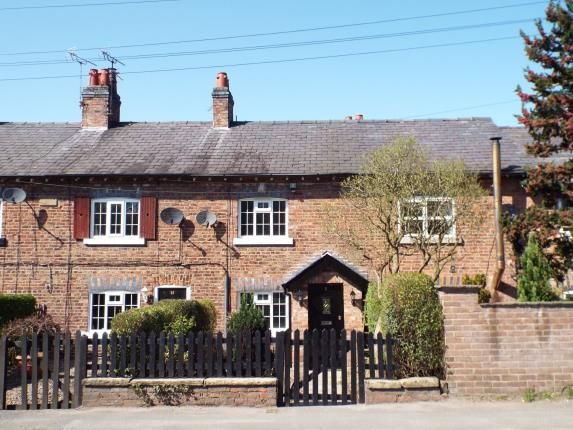 Thumbnail Terraced house for sale in Hawthorn View Cottages, Lindow End, Mobberley, Cheshire