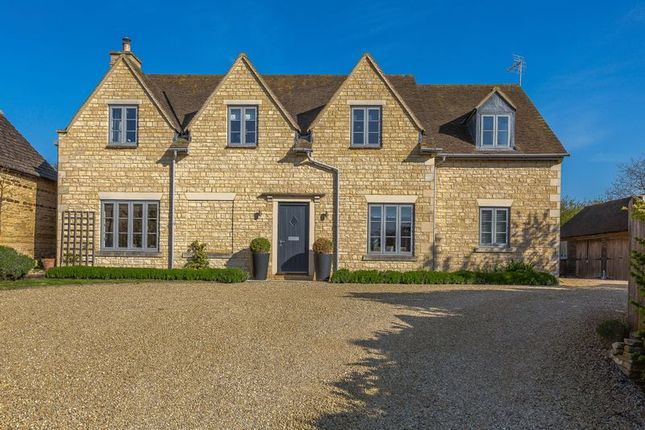 Thumbnail Detached house for sale in High Street, Easton On The Hill, Stamford