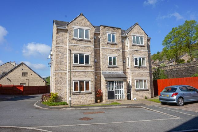 Flat for sale in The Sidings, High Peak