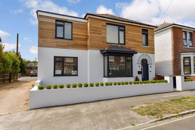 Thumbnail Detached house for sale in Orchard Road, Havant