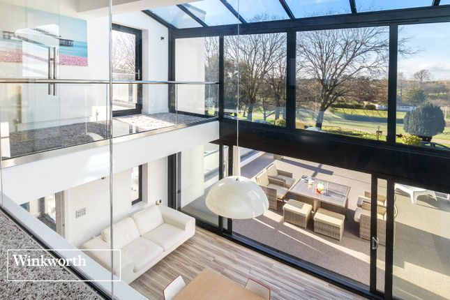 6 bed detached house for sale in Goldstone Crescent, Hove, East Sussex