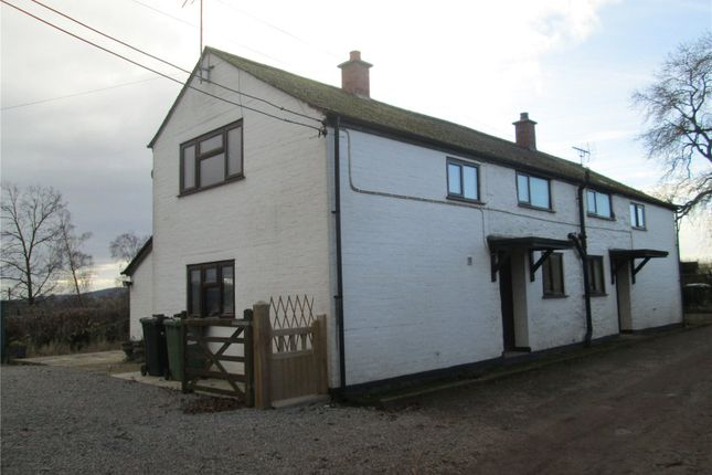 Thumbnail Semi-detached house to rent in Glewstone, Ross-On-Wye