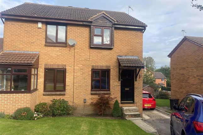 2 bed semi-detached house to rent in Pennywort Grove, Harrogate, North Yorkshire HG3