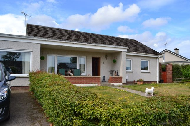 Thumbnail Detached bungalow for sale in 106 Forbeshill, Forres