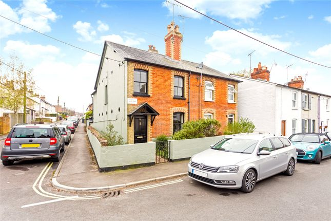 Thumbnail Semi-detached house for sale in Tower Street, Alton, Hampshire