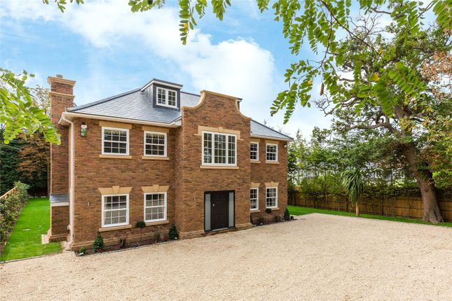 Thumbnail Detached house to rent in Templewood Lane, Farnham Common, Slough