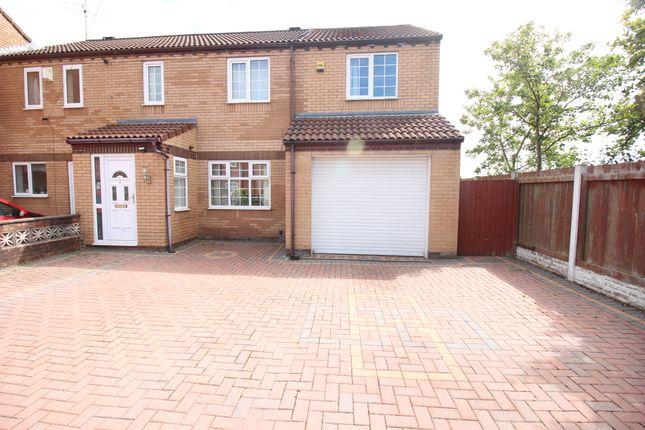 Thumbnail Semi-detached house for sale in Beverley Close, Ashton-On-Ribble, Preston