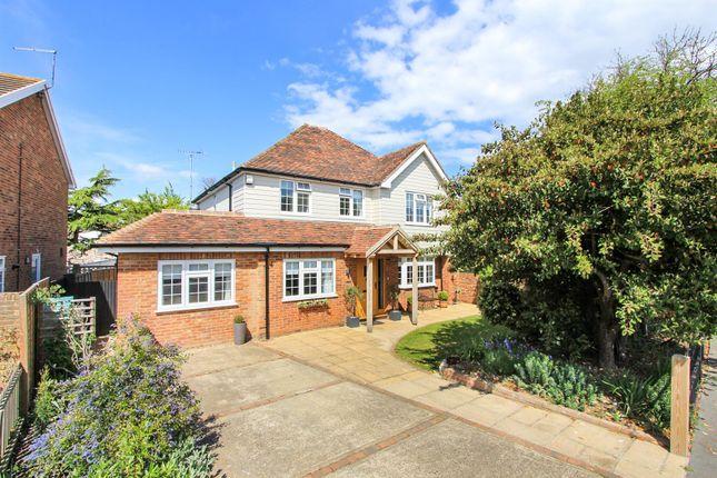 Thumbnail Detached house for sale in Kingsdown Park, Tankerton, Whitstable