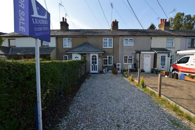 Thumbnail Cottage for sale in New Cut, Layer-De-La-Haye, Colchester