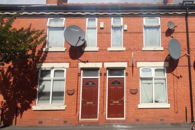 Thumbnail Terraced house for sale in Carlton Street, Manchester