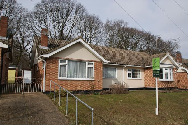 Thumbnail Semi-detached bungalow for sale in Ascot Close, Benfleet