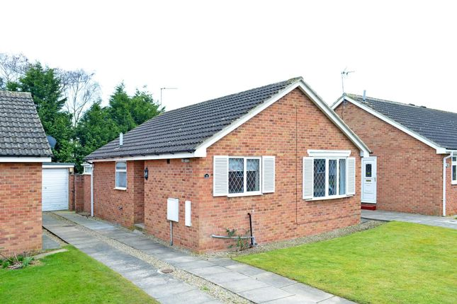Thumbnail Detached bungalow to rent in Malbys Grove, Copmanthorpe, York