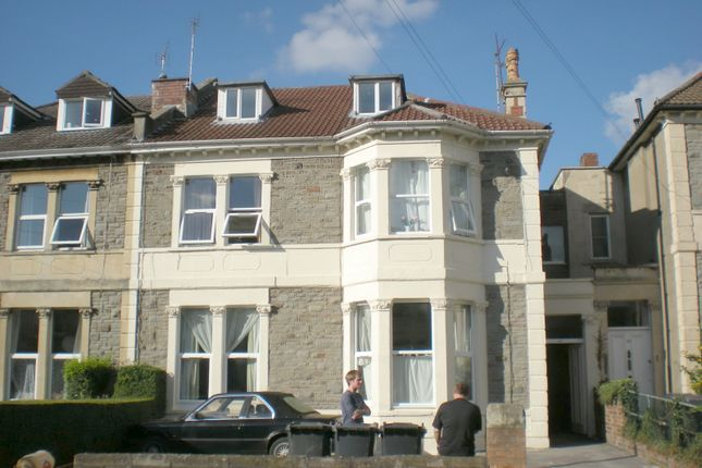 Thumbnail Flat to rent in Belvoir Rd, St Andrews - Bristol