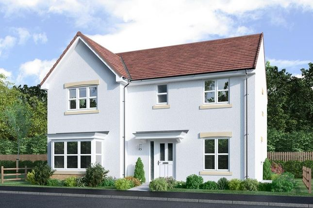 "Thumbnail Detached house for sale in ""Kerr"" at Lasswade Road, Edinburgh"