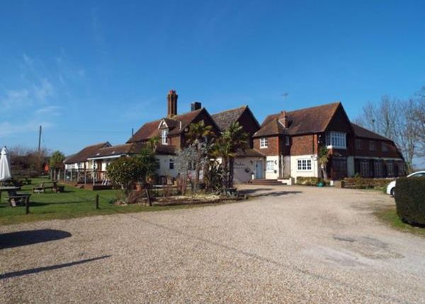 Thumbnail Hotel/guest house for sale in Tottington Manor Hotel, Edburton Road, Henfield, West Sussex