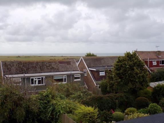 Rear Views of Rodmell Avenue, Saltdean, Brighton, East Sussex BN2