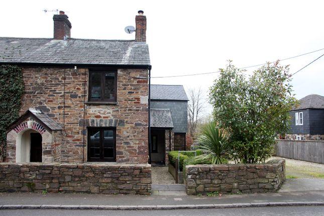 Thumbnail Semi-detached house to rent in Chillaton, Lifton