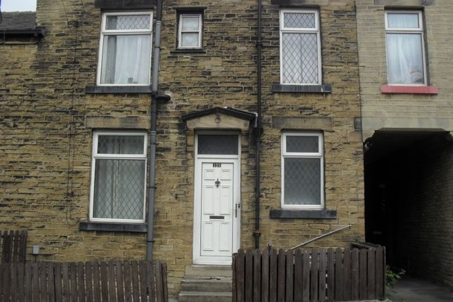Thumbnail Terraced house to rent in Rayleigh Street, East Bowling