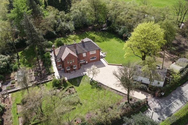 Thumbnail Property for sale in Consall Lane, Wetley Rocks