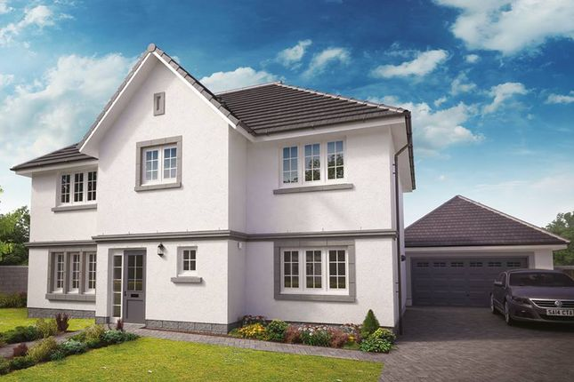 "Thumbnail Detached house for sale in ""The Elliot"" at Milltimber"
