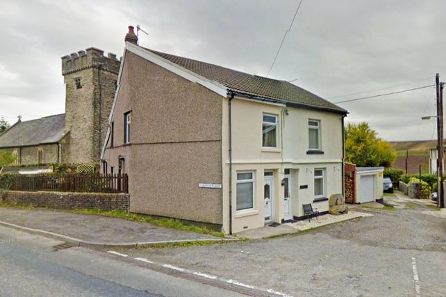 Thumbnail Semi-detached house to rent in Glynogwr, Blackmill -, Bridgend